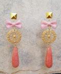 ore fiocco rosa